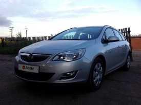 Ижевск Opel Astra 2011