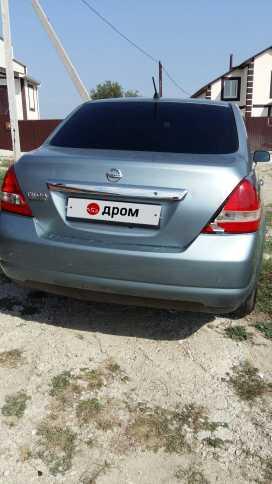 Раевская Nissan Tiida 2004