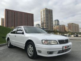 Новосибирск Nissan Cefiro 1997