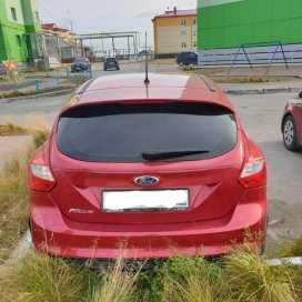 Тазовский Focus 2011