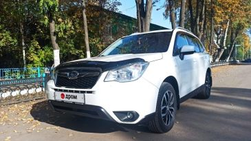 Уфа Forester 2015