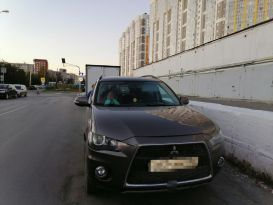 Екатеринбург Outlander 2012