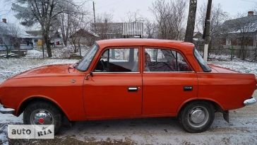 Верх-Усугли 412 1983