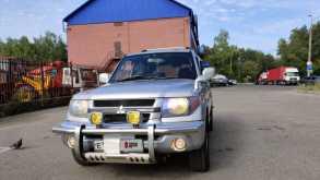 Ивантеевка Pajero iO 2001