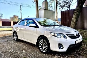 Грозный Corolla 2010