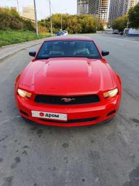 Москва Mustang 2012