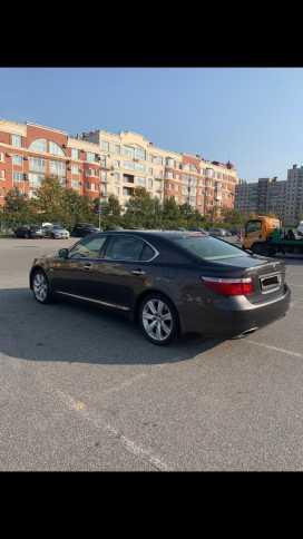 Санкт-Петербург Lexus LS600hL 2008