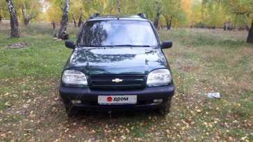 Омск Niva 2003
