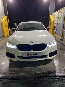 Петрозаводск BMW 5-Series 2018