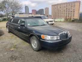 Владивосток Town Car 1998