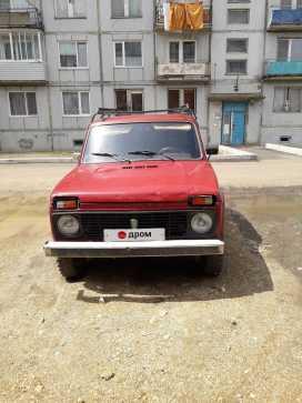 Дальнереченск 4x4 2121 Нива 1993