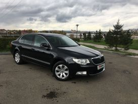 Иркутск Skoda Superb 2012