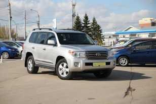 Иркутск Land Cruiser 2012