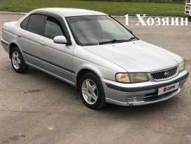 Омск Nissan Sunny 1999