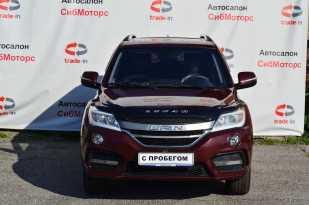Новокузнецк X60 2016