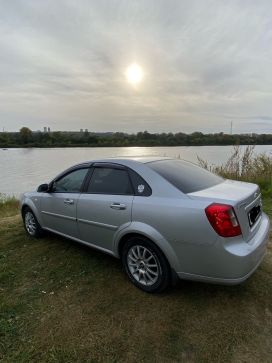 Бор Lacetti 2009