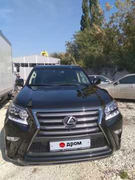 Симферополь GX460 2018