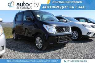 Владивосток Wagon R 2016