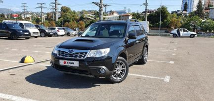 Сочи Forester 2012