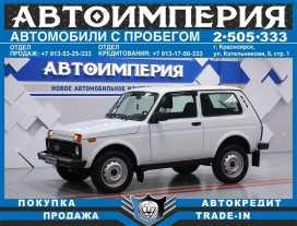 Красноярск 4x4 2121 Нива 2017