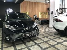 Москва Toyota Sienna 2020