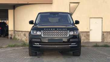 Москва Range Rover 2016