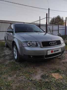 Владимир Audi A4 2003