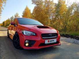 Екатеринбург Impreza WRX STI