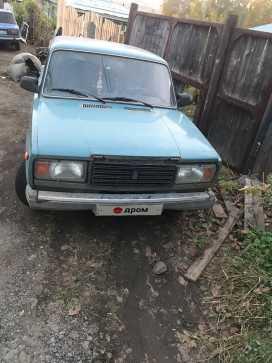 Томск 2107 2004