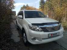 Иркутск Fortuner 2012
