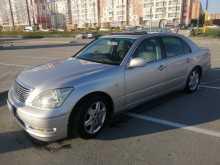 Новосибирск Celsior 2003