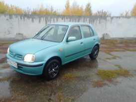 Кемерово Nissan March 2001
