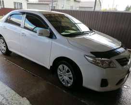 Зеленокумск Corolla 2013