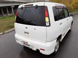 Барнаул Nissan Cube 1998
