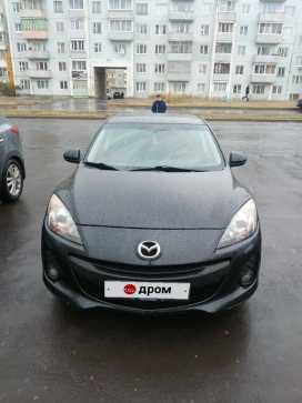Усть-Илимск Mazda3 2011
