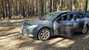 Барнаул Opel Insignia 2012