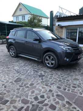 Уфа Toyota RAV4 2015