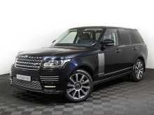 Москва Range Rover 2015