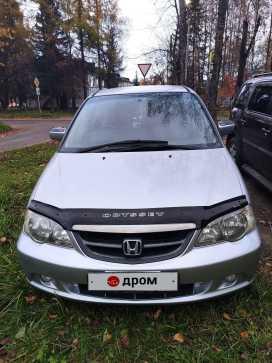 Байкальск Honda Odyssey 2002