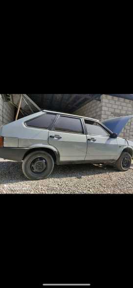 Баксан 2109 2001