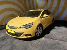 Самара Opel Astra 2012