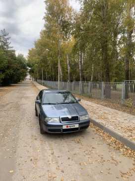 Томск Octavia 2007