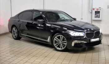 Йошкар-Ола BMW 7-Series 2016
