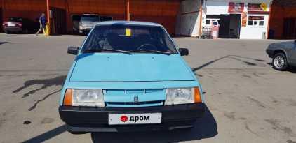 Черкесск Лада 2109 1988