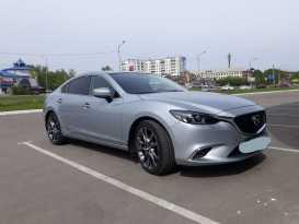 Средний Mazda6 2017