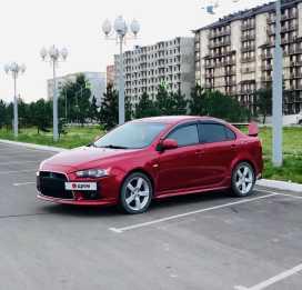 Кызыл Lancer 2007