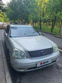 Москва LS430 2002