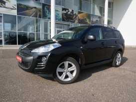 Тверь Peugeot 4007 2012
