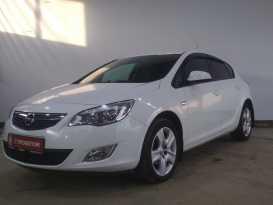 Сыктывкар Opel Astra 2012
