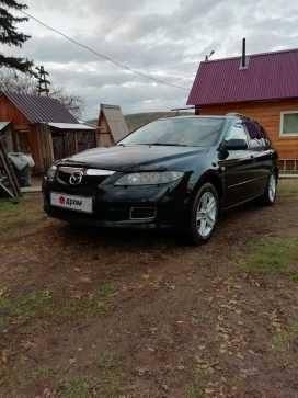 Магистральный Mazda6 2005